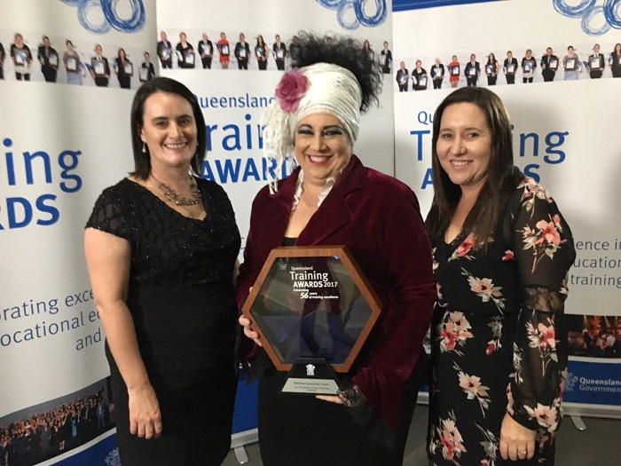 Congratulations to Queensland's Training Awards Winners for 2017 image